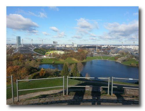 olympic stadium munich olympic park