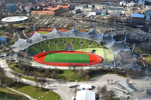 olympic stadium munich stadium
