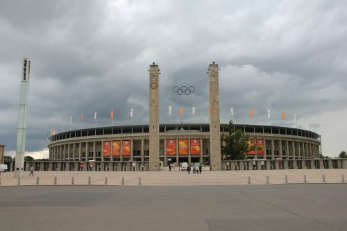olympic stadium women's world cup berlin