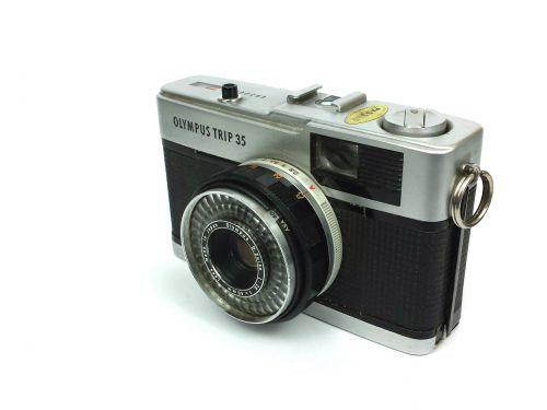 Olympus Trip 35mm Camera