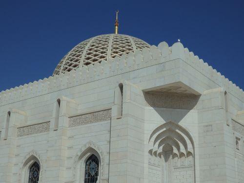 oman muscat sultan mosque