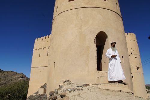 oman fort arabs