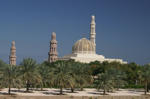 oman muscat mosque