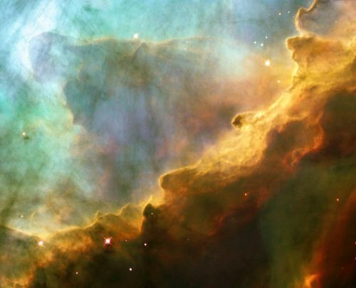 omega nebula messier 17 ngc 6618
