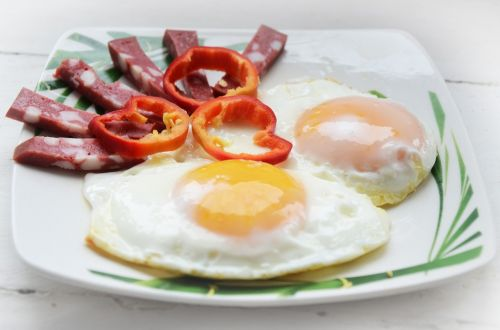 omelette egg breakfast