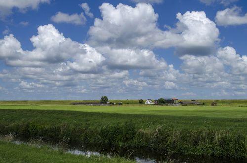 omringdijk west-friesland nderland