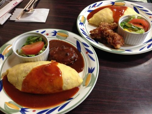 omurice bob food