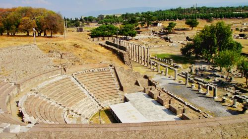 on ancient city travel