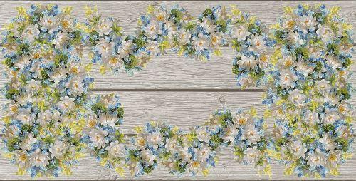 on wood wood panel romantic