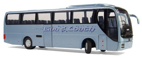 one lion's coach buses
