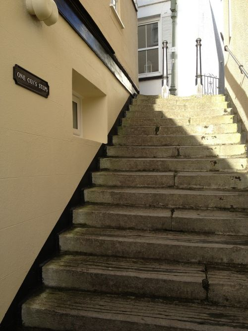 one cox's steps street dartmouth