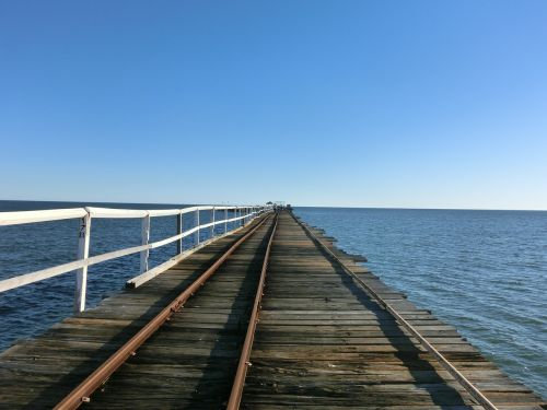 one mile jet pier australia