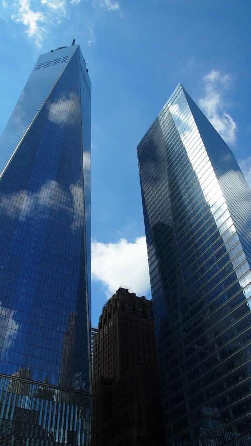 one world trade center new york usa