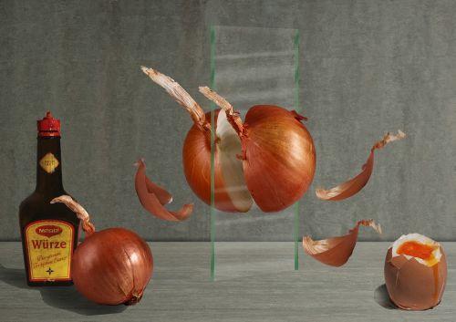 onion maggi egg