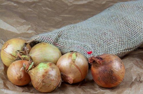 onion  bag  jute