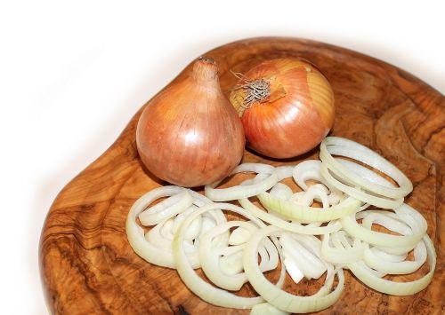 onion cutting board food