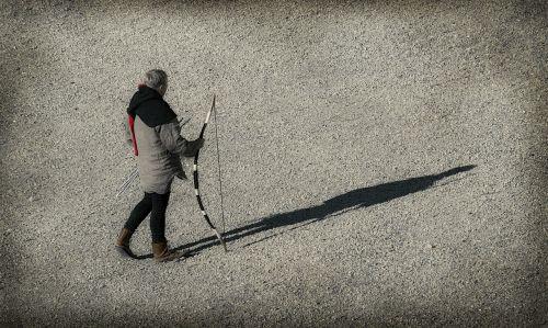 onion arrows archer