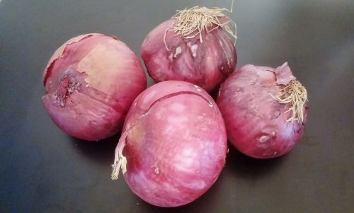 onions red onions purple onions