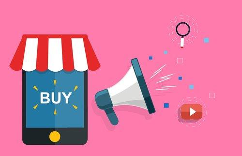online  shop  marketing