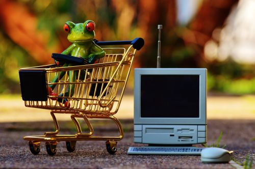 online shopping shopping cart shopping