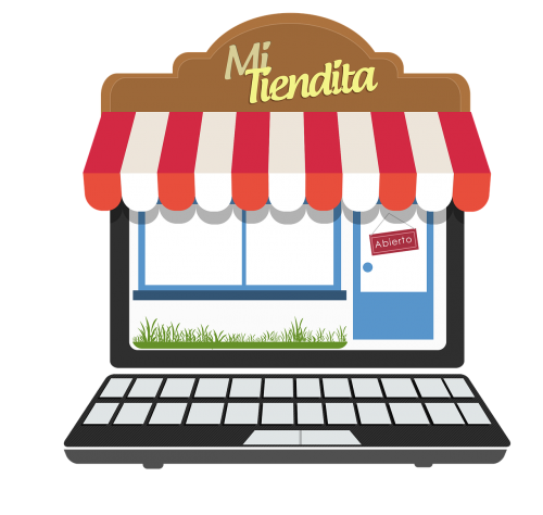 online store shop computer store