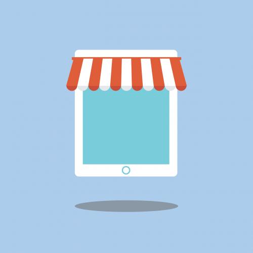 online store online shop store