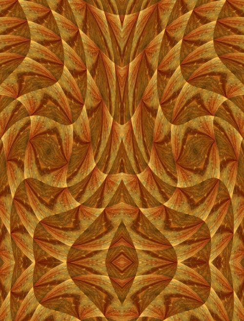 fonas, tapetai, modelis, linijos, formos, ananasai, abstraktus, spalva & nbsp, šilta, ambers, op-art ananasas