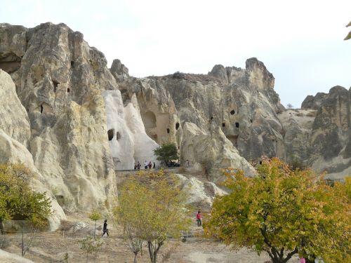 open air museum göreme tourist centre