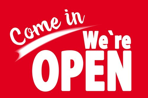 opening hours  open  working time