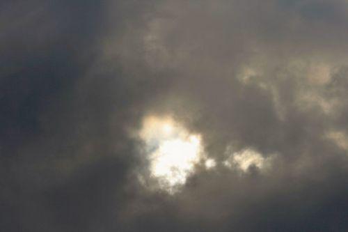 Opening In Dark Sky