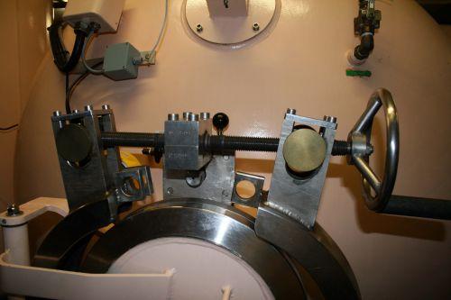 Opening Mechanism Of Service Lock