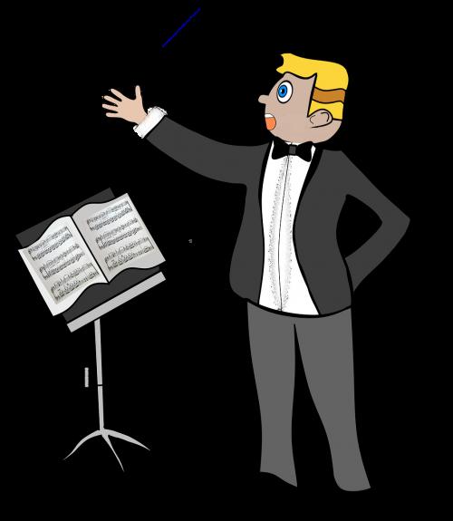 opera music stand figaro