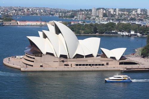 opera  sydney  australia