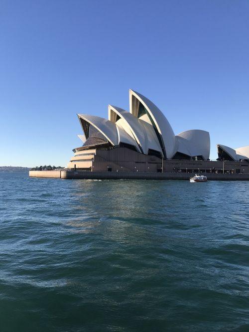 opera house sydney landmark