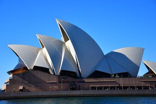 opera house  modern architecture  sydney opera house