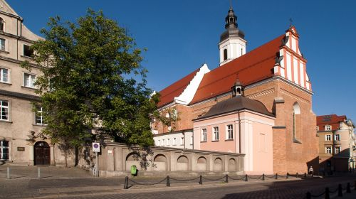 opole church city