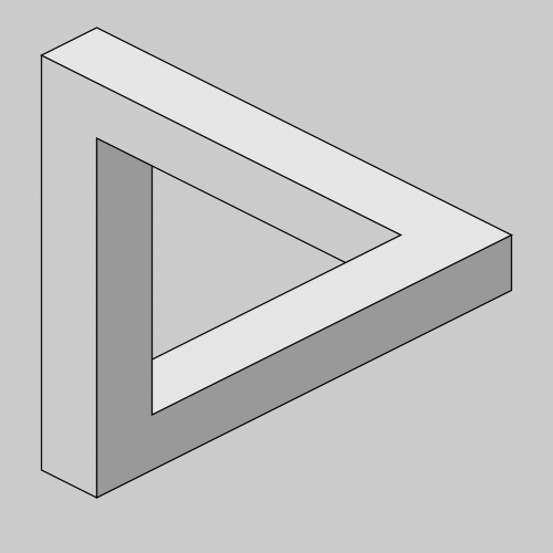 optical illusion illusion geometry