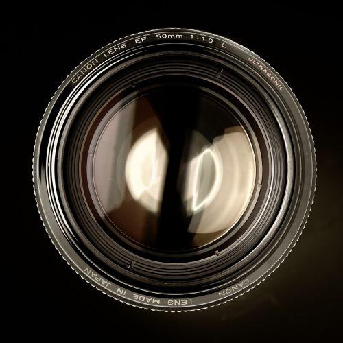 optics canon lens