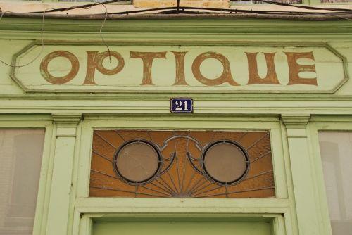 optics glasses see