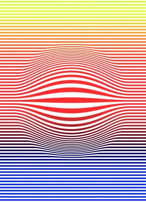 optics abstract rainbow