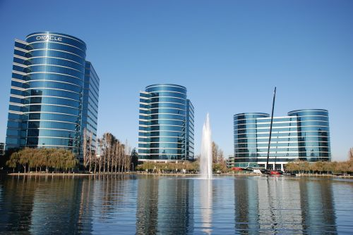 oracle silicon valley industry