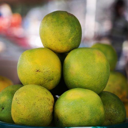 orange citrus food
