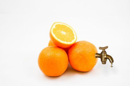 orange oranges juice