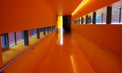 oranžinė,architektūra,pastatas,apšvietimas,biurų pastatas,praėjimas