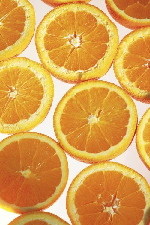 orange fruit citric