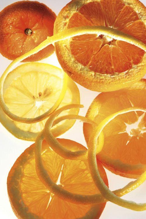 orange orange peel shell