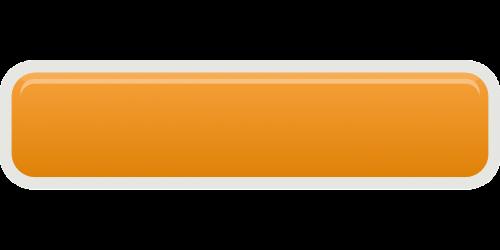 orange button radius