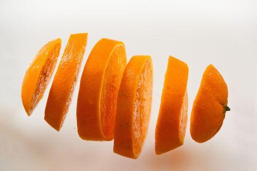orange food juicy