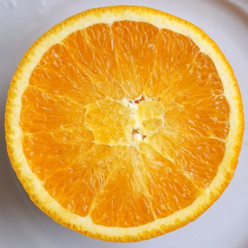 orange fruit healthy eating