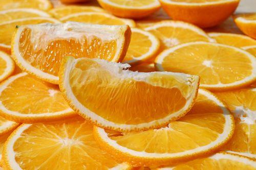 orange citrus fruit tropical